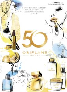 Oriflame 5-ös katalógus 2017