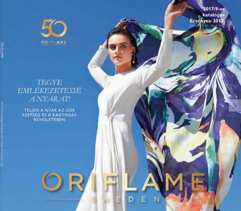 Oriflame 9-es Katalógus 2017