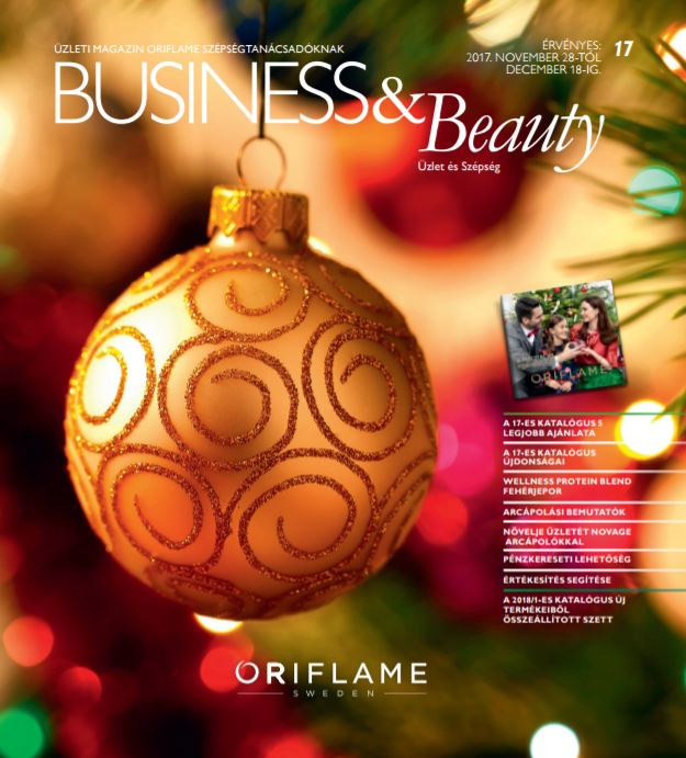 Oriflame Business & Beauty magazin 17-2017