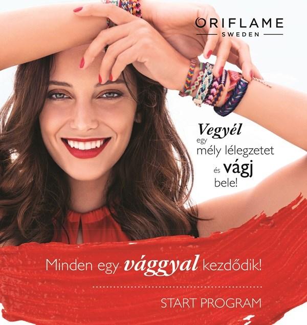 Oriflame Start Program 2018